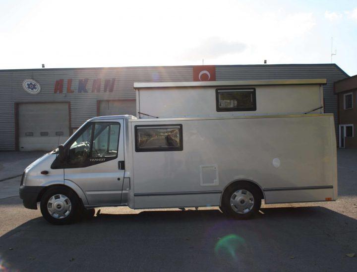 mobil karavan